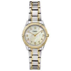 Timex Fashion Watch - Silver/Gold - TW2P76100GP