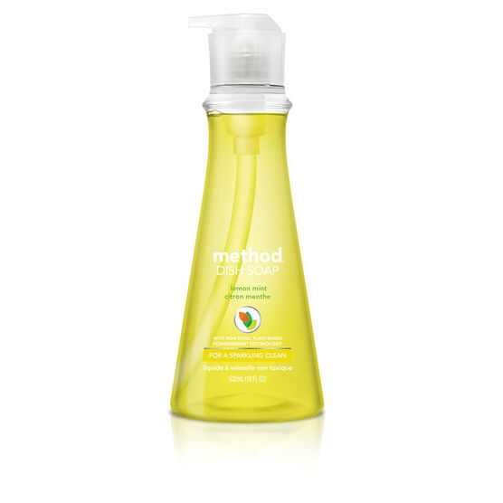 Method Dish Soap - Lemon Mint - 532ml