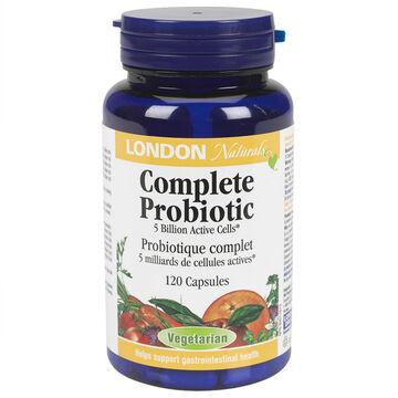 London Naturals Complete Probiotic - 5 billion - 120's