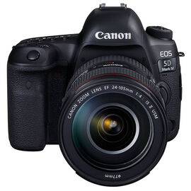 Canon EOS 5D Mark IV with 24-105mm Lens - 1483C019