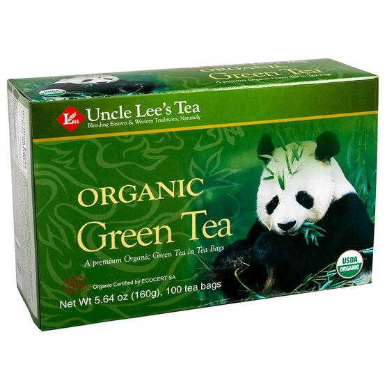 Uncle Lee's Green Tea - 100's