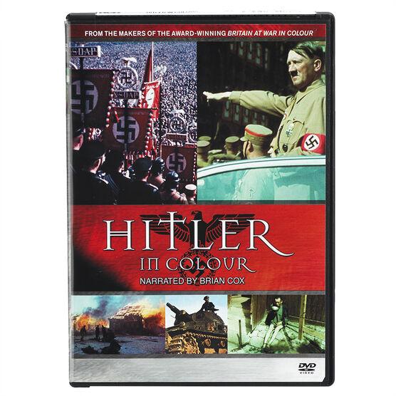 Hitler In Colour - DVD