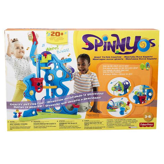 Fisher Price Spinnyos Giant Yo-ller Coaster