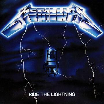 Metallica - Ride The Lightning - CD
