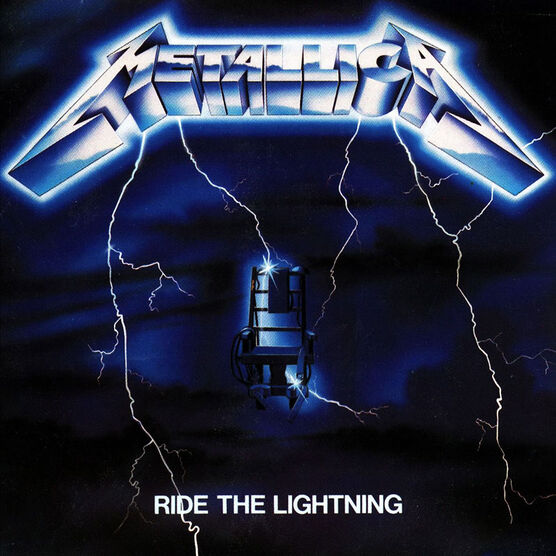 Metallica - Ride The Lightning - CD