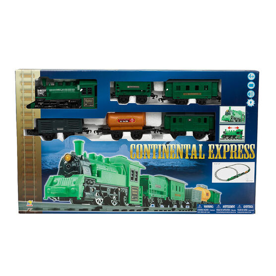 Continental Express Train Set