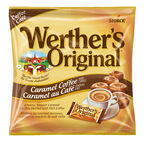 Werther's Original Hard Candy - Caramel Coffee - 135g