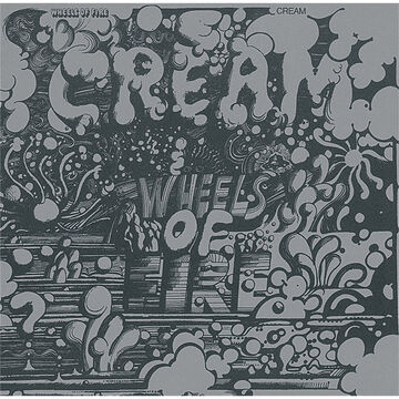Cream - Wheels Of Fire - 2 CD