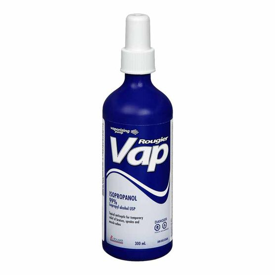Rougier Vap Isopropanol 99% Isopropyl Alcohol - 300ml