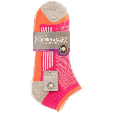 Energizers Ladies Sport Socks - Pink - Sizes 9-11