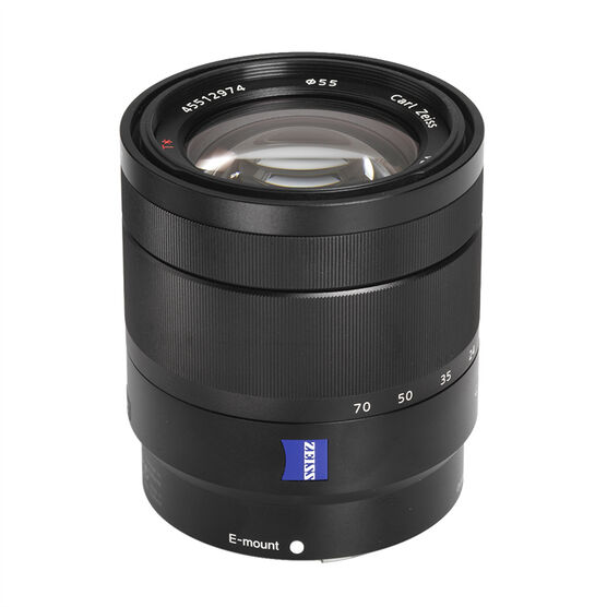 Sony 16-70mm F4 Zeiss E-Mount Lens - SEL1670Z