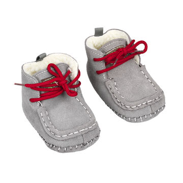 Outbaks Boy's Moccasins - Assorted