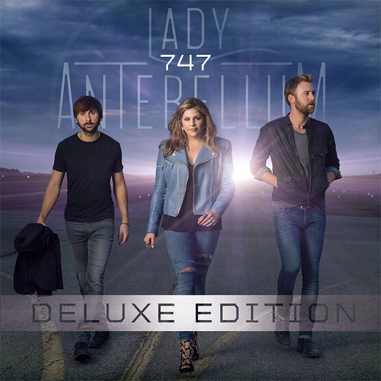 Lady Antebellum - 747 - Deluxe CD