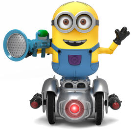 WowWee Minion MiP Turbo Dave - 0868