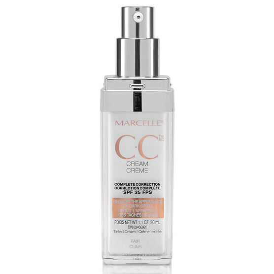 Marcelle CC Cream SPF 35 - Fair