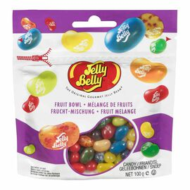 Jelly Belly Fruit Bowl Mix - 100G