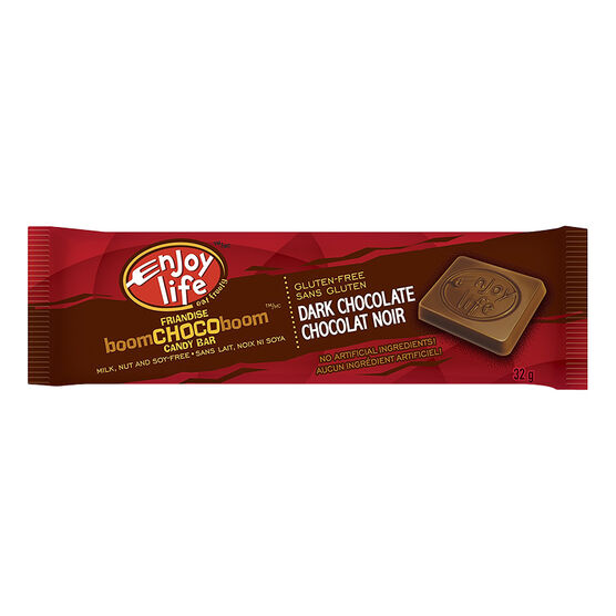 Enjoy Life Gluten Free Chocolate Bar - Dark Chocolate - 32g