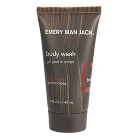 Every Man Jack Body Wash - Cedar - 30ml