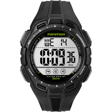 Timex Marathon Watch - Black - TW5K9480070