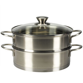 Supor Stainless Steel Steamer - 24cm