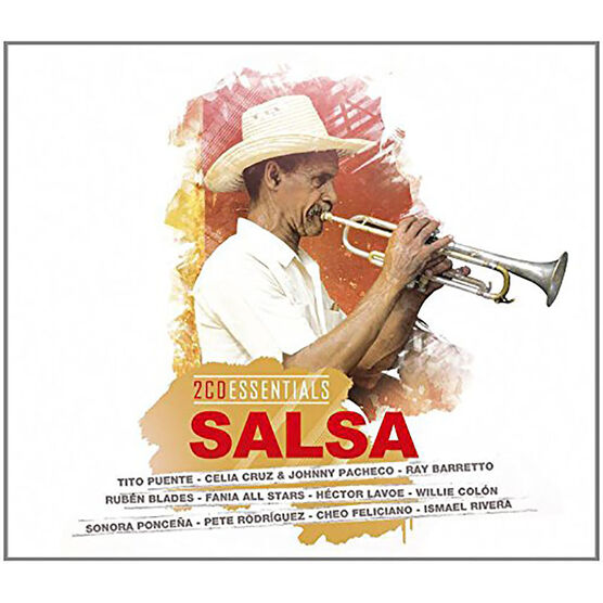 Various Artists - Salsa Essentials - 2 CD