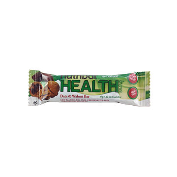 Nutribar Health Bar - Date and Walnut - 37g
