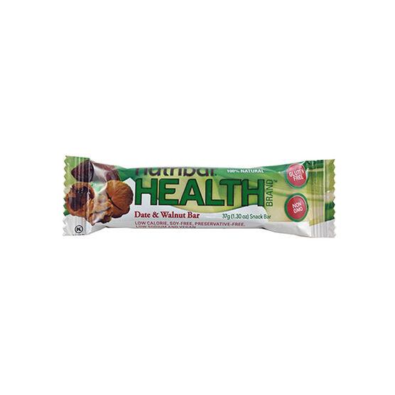 Nutribar Health Bar - Date and Walnut - 37g