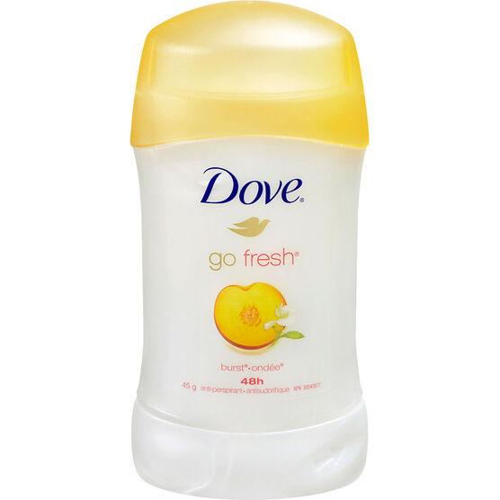 Dove Go Fresh Anti-Perspirant Stick - Burst - 45g