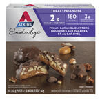 Atkins Endulge Pecan Caramel Clusters - 5 x 28g