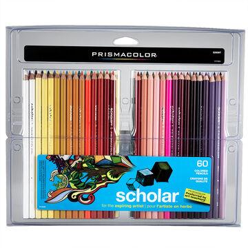 Prismacolor Colouring Pencils - Scholar -60's