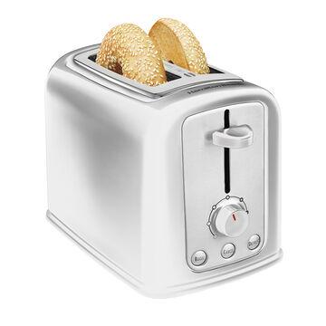 Hamilton Beach 2 Slice Toaster - White - 22461C