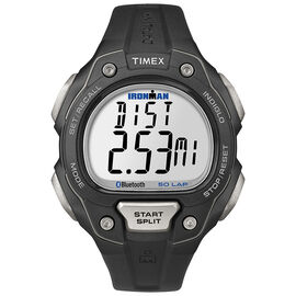 Timex Ironman Move 50+ - Black/Grey - TW5K86500F5