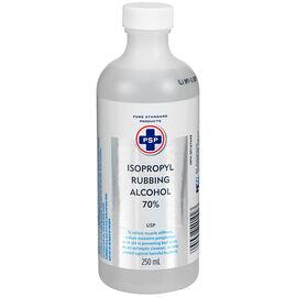PSP Isopropyl Rubbing Alcohol 70% - 250ml