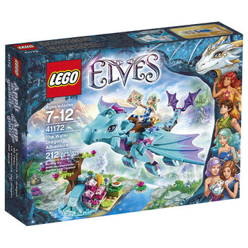 Lego Elves - The Water Dragon Adventure