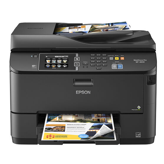 Epson WorkForce All-in-One Printer - WF-4630