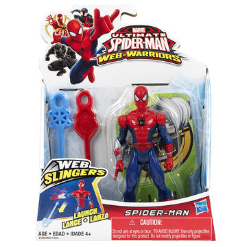 Ultimate Spider-Man Web-Warriors Web Slingers - Assorted