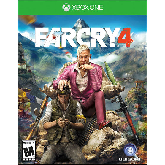 Xbox One Far Cry 4