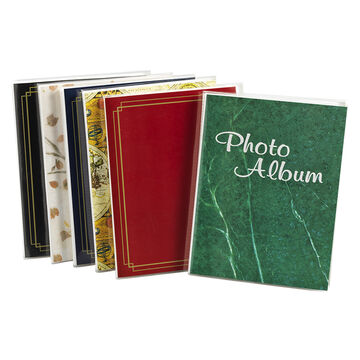 pioneer 4x6 flexible plastic cover 24 pocket photo album london drugs. Black Bedroom Furniture Sets. Home Design Ideas