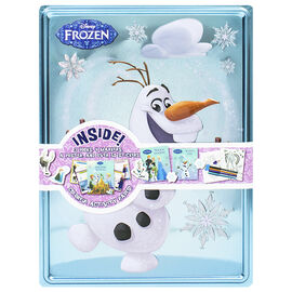 Happy Tin Activity Set - Frozen Olaf