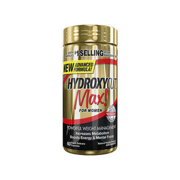 Hydroxycut Max Pro Clinical for Women - 60's