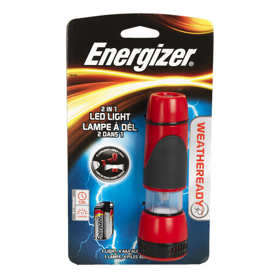 Energizer 2-in-1 LED Light - WRL4441E