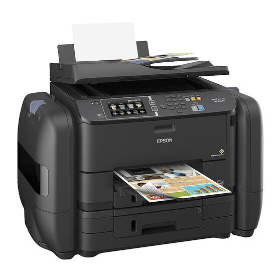 Epson WorkForce Pro WF-R4640 EcoTank All-in-One Printer - C11CE69201