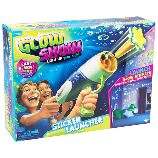 Glow Show Sticker Launcher