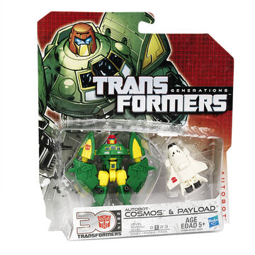 Transformers Generations: Fall of Cybertron Legends Figures - 2-Pack Assorted