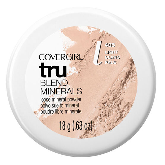 CoverGirl truBLEND Minerals Loose Mineral Powder - Light