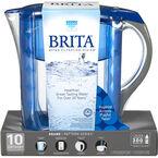 Brita Grand Bubbles Pitcher - Blue