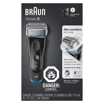 Braun Series 5-5090 Electric Shaver - 5-5090CC