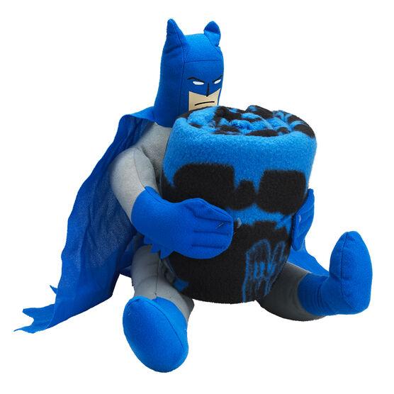 Batman Throw & Pillow