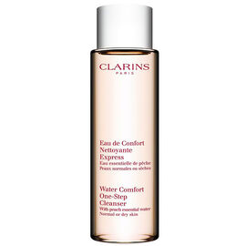 Clarins Water Comfort One-Step Cleanser with Peach Essential Water - 200ml