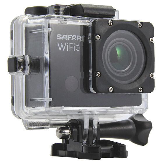 Safari WiFi POV Action Camera - SAFARICAMW